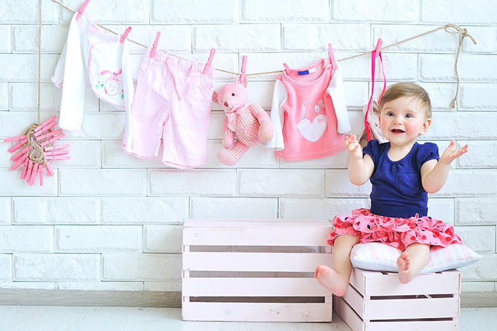Things to look for in Baby Clothing