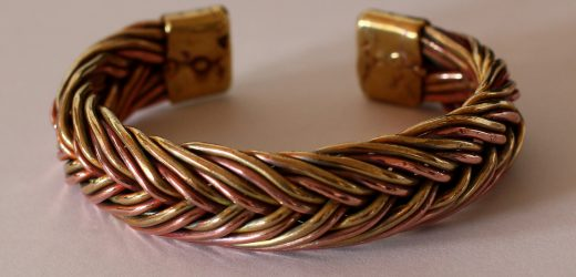 Copper Jewellery for action!