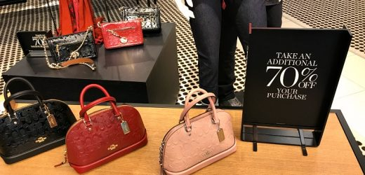 Coach Factory Outlet Store – Find Inexpensive Coach Purses