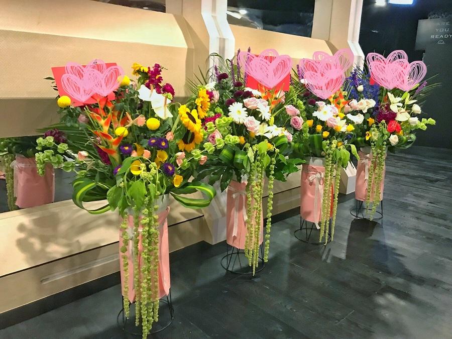 Choosing Grand Opening Flowers